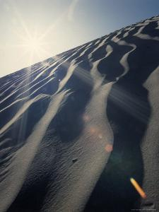 Patterns in Sand Dune by Doug Page