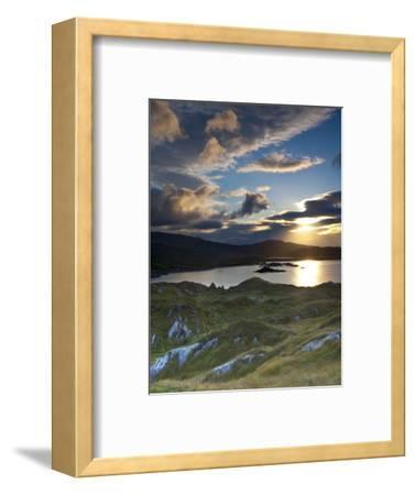 Abbey Island, Derrynane, Iveragh Peninsula, Ring of Kerry, Co, Kerry, Ireland