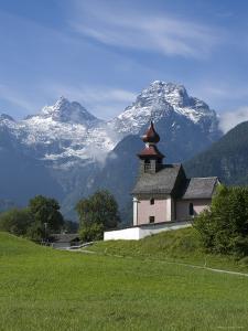 Au, Near Lofer, Salzburg State, Austria by Doug Pearson