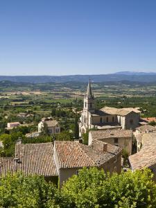 Bonnieux Vaucluse, Provence Alpes Cote D'Azur, France by Doug Pearson