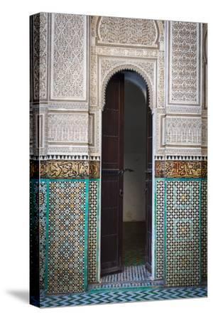 Bou Inania Medersa, Medina, UNESCO World Heritage Site