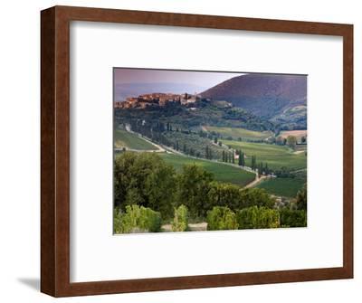 Castelnuovo Del'Abate, Tuscany, Italy