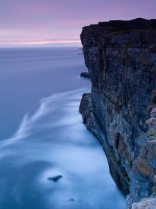 Dun Aengus and Cliffs, Inishmore, Aran Islands, Co, Galway, Ireland by Doug Pearson