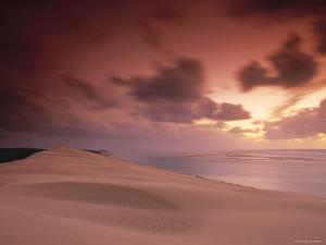 Dune de Pilat, Gironde, Aquitaine, France by Doug Pearson
