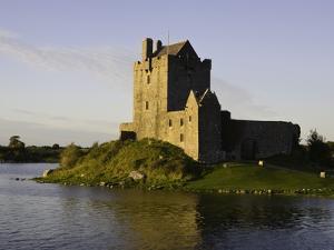 Dunguaire Castle by Doug Pearson