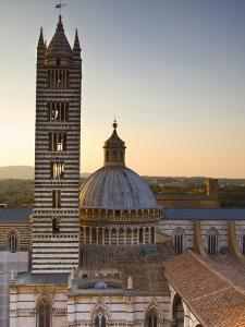 Duomo, Siena, Tuscany, Italy by Doug Pearson