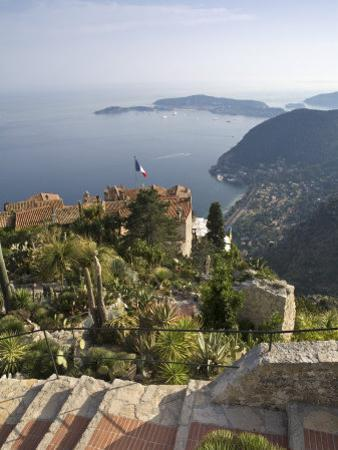 Eze, French Riviera, Cote d'Azur, France by Doug Pearson