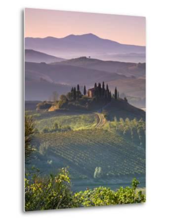 Farmhouse, Val D' Orcia, Tuscany, Italy