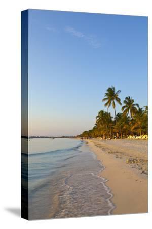 Idyllic White Sand Beach, Negril, Jamaica