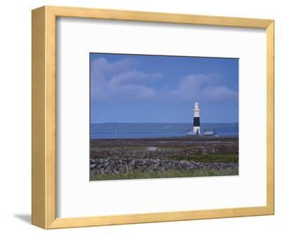 Inisheer Lighthouse, Inisheer, Aran Islands, Co, Galway, Ireland