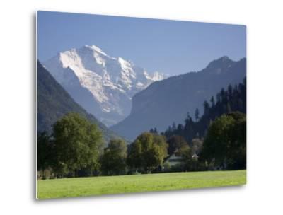 Jungfrau and Interlaken, Berner Oberland, Switzerland