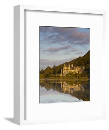 Kylemore Abbey, Connemara National Park, Connemara, Co, Galway, Ireland