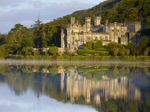 Kylemore Abbey by Doug Pearson