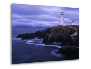 Lighthouse at Fanad Head, Donegal Peninsula, Co. Donegal, Ireland by Doug Pearson