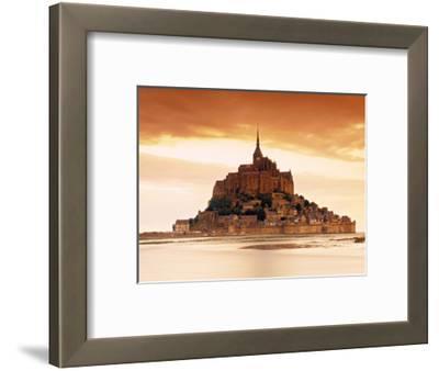 Mont St. Michel, Manche, Normandy, France