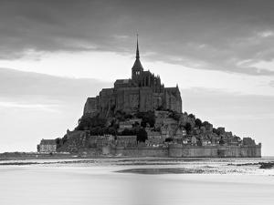 Mont St. Michel, Manche, Normandy, France by Doug Pearson