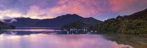 Ngakuta Bay, Queen Charlotte Sound, Marlborough Sounds, South Island, New Zealand by Doug Pearson