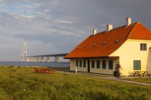 Nyborg-Korsor Bridge, Korsor, Southern Denmark, Denmark, Scandinavia, Europe by Doug Pearson