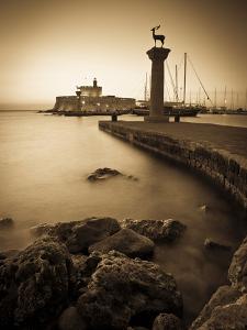 Rhodes Town, Rhodes, Greece by Doug Pearson