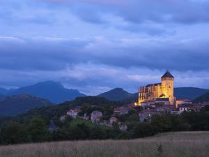 St Bertrand De Comminges, Haute-Garonne, Midi-Pyrenees, France by Doug Pearson