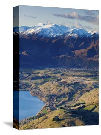The Remarkables Ski Field Towards Arrowtown, Queenstown, Central Otago, South Island, New Zealand