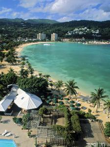 Turtle Beach, Ocho Rios, Jamaica by Doug Pearson