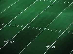 Football Field by Doug Wilson