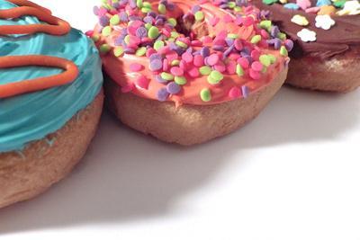 Doughnut Line IV-Monika Burkhart-Photographic Print