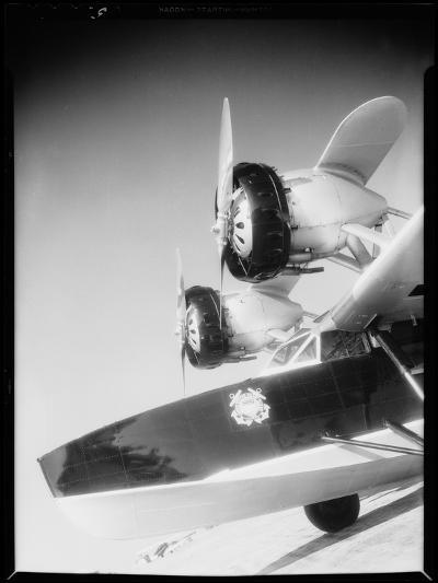 Douglas Dolphin Seaplane-Dick Whittington Studio-Photographic Print