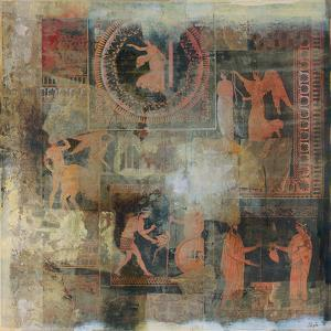 Etruscan Vision IV by Douglas
