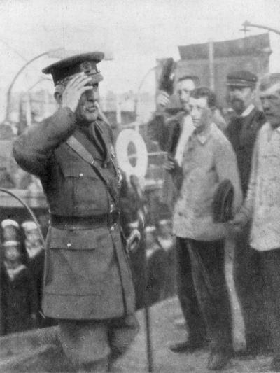 Douglas Haig, British First World War General, 1914--Giclee Print
