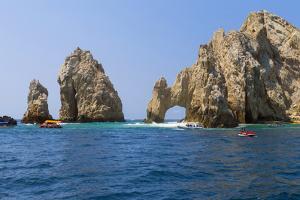 El Arco, the Arch, Cabo San Lucas, Baja, Mexico by Douglas Peebles