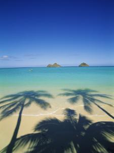 Lanikai Beach, Kailua, Hawaii, USA by Douglas Peebles