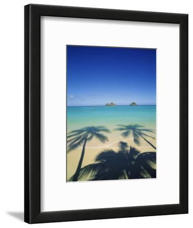 Lanikai Beach, Kailua, Hawaii, USA