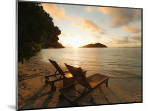 Likuliku Lagoon Resort, Malolo Island, Mamanucas, Fiji by Douglas Peebles
