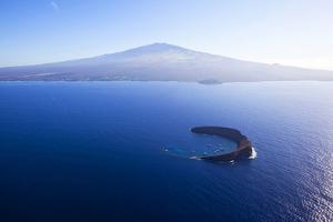 Molokini, Maui, Hawaii, USA by Douglas Peebles