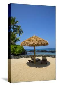 Nohea Point, Royal Kona Resort, Kailua-Kona, Big Island, Hawaii, USA by Douglas Peebles