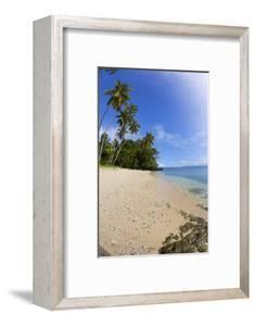 Prince Charles Beach, Taveuni, Fiji by Douglas Peebles