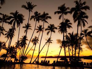 Shangri-La Fijian Resort and Spa, Coral Coast, Viti Levu, Fiji by Douglas Peebles