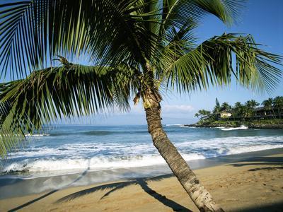 Usa, Hawaii Islands, Maui, View of Napili Bay