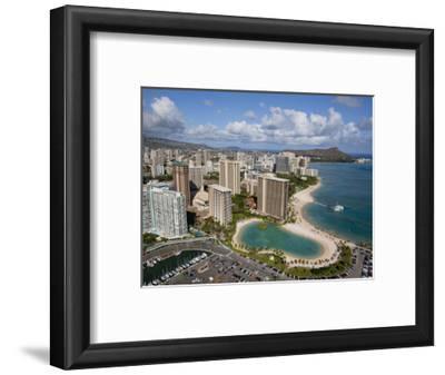Waikiki, Honolulu, Oahu, Hawaii, Usa