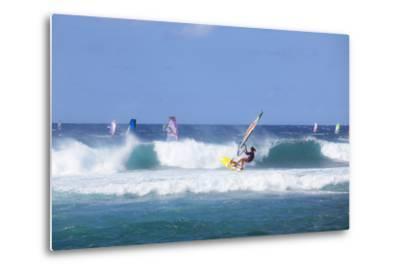 Windsurfing, Hookipa Beach Park, Maui, Hawaii, USA
