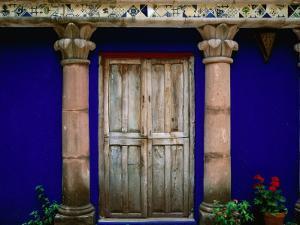 Architectural Detail at La Casita by Douglas Steakley
