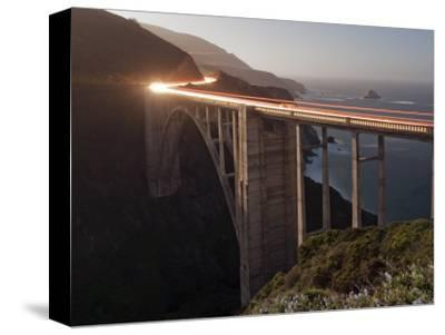 Bixby Bridge Along the Big Sur Coastline