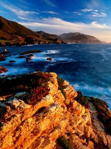 Coast South from Rocky Point by Douglas Steakley