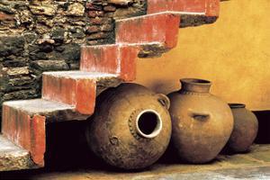 Old Water Vessels by Douglas Steakley