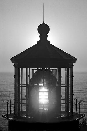 Cape Mears Lighthouse BW
