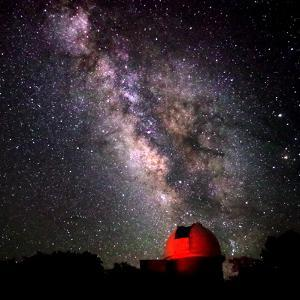 Milky Way I by Douglas Taylor
