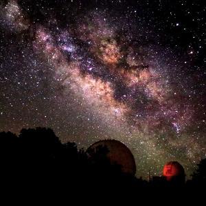 Milky Way II by Douglas Taylor