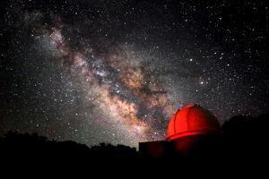 Milky Way III by Douglas Taylor